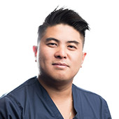 Headshot of Thanh Chiem DDS Garland Dentist