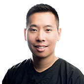 Headshot of Larry Tam DDS